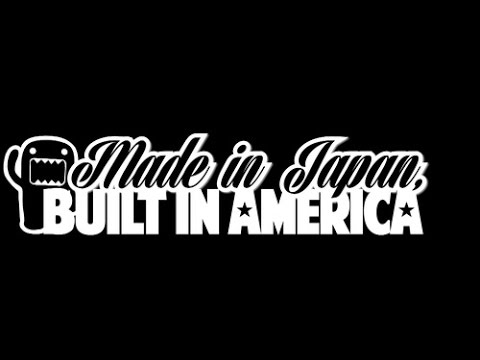 Did You Know That The USA Was Made In Japan? Well It Was