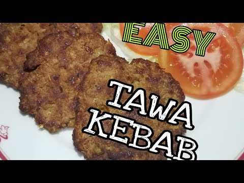 tawa-kebab-(easy)-/-kebab-sur-poêle-(très-facile)