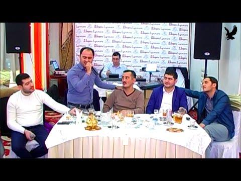 Mugam ve Qezel / Vasif, Orxan, Akif Arif, Elxan, Sadix / Deyishme Meyxana / Moskva 2016