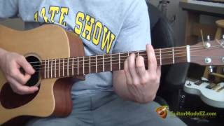 The Beatles - All Together Now - Guitar Lesson ( THE CORRECT WAY!)