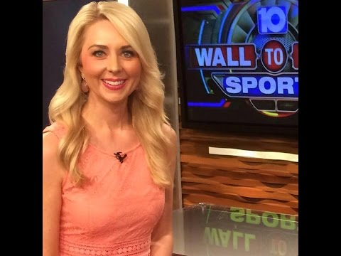 Kayla Anderson- Sports Anchor/Reporter/Host
