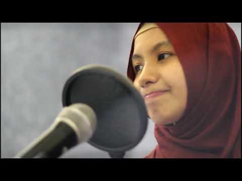Bangun Pemudi Pemuda (Cover) Amiera Baradja
