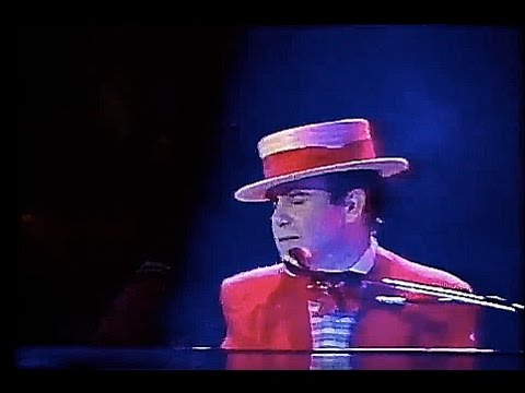 Elton John - Song For Guy (Live in Sydney, Australia 1984) HD