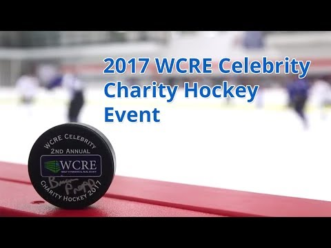 Wolf Commercial Real Estate - WCRE 2017 Celebrity Charity Hockey Event