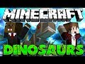 BATTLE TOWER RACE! Minecraft Dinosaurs Modded Adventure w/ Mitch #12
