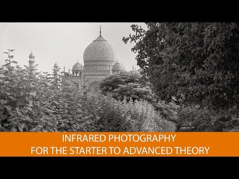 Infrared Photography for the Starter to Advanced Theory