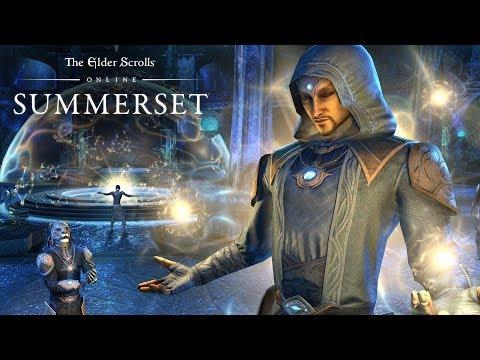 The Elder Scrolls Online: Summerset – Junte-se à Ordem Psijic