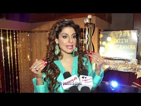 Chunky Pandey At On Location Of Tanaaz Irani New Chat Show