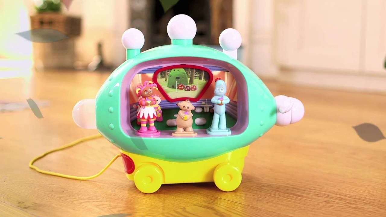 In The Night Garden Musical Activity Pinky Ponk