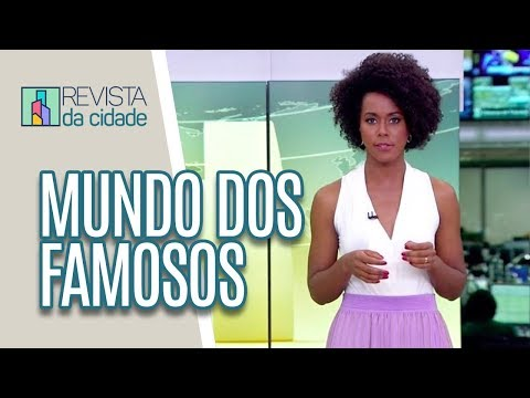 Nervosismo de Maju Coutinho acende alerta na Globo - Revista da Cidade (09/10)
