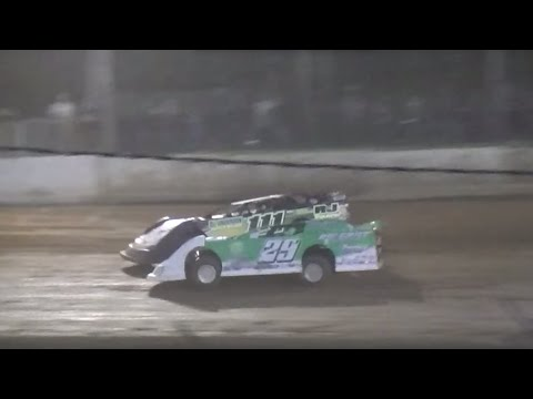 Crate Late Model Feature | Eriez Speedway | 8-9-15