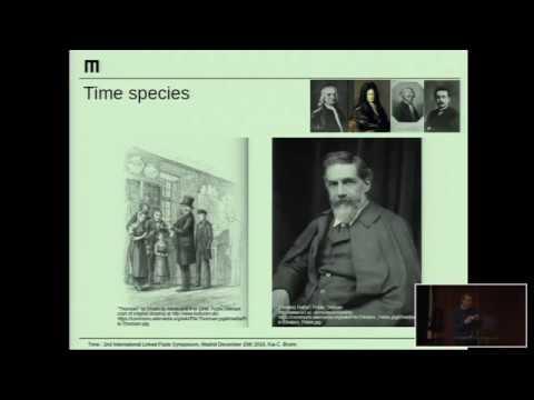 Kai Christian Bruhn - Time - Presentation at Linked Pasts Symposium 2016, Madrid