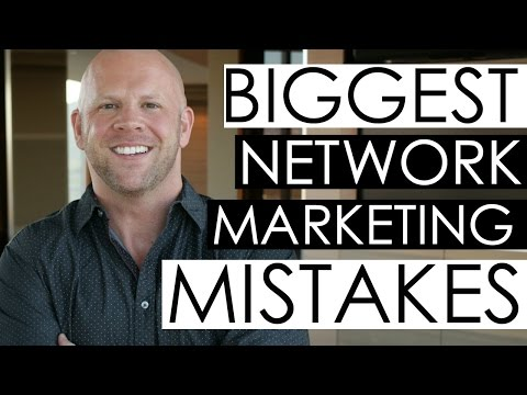 How to Grow Your Network Marketing Business — 3 Biggest Mistakes
