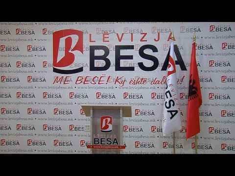 ДУИ се откажа од дел од платформата, БЕСА условува целосно реализирање за влез во Владата