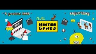 NJU WINTER GAMES! WIDZIMY SIĘ ?