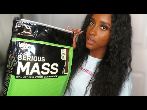 OPTIMUM NUTRITION SERIOUS MASS REVIEW (everything you need to know)