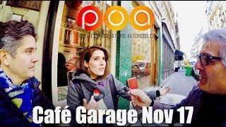 Café Garage Novembre 2017 : QUEL AVENIR POUR FCA ? (Fiat Chrysler )