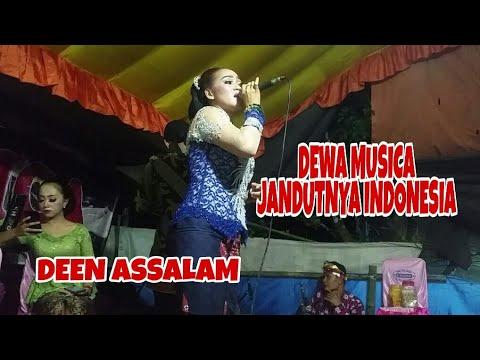 DEEN ASSALAM. DEWA MUSICA JANDUTNYA INDONESIA
