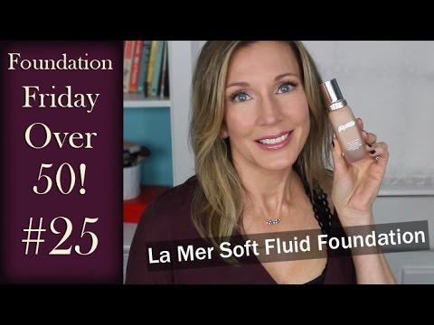 Foundation Friday ~ La Mer Soft Fluid Foundation FFOF #25