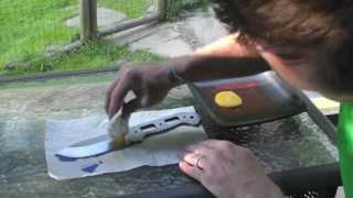 Modding The Becker Bk2 - The Outdoor Gear Review
