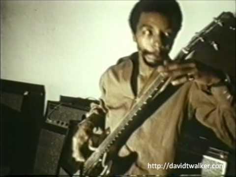 "David T. Walker - Live Performance Scene from ""Speeding Up Time"""