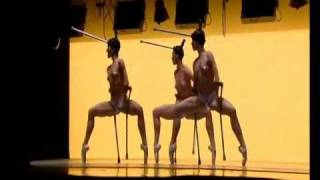 Repeat youtube video Compagnie Marie Chouinard - bODY_rEMIX/gOLDBERG_vARIATIONS