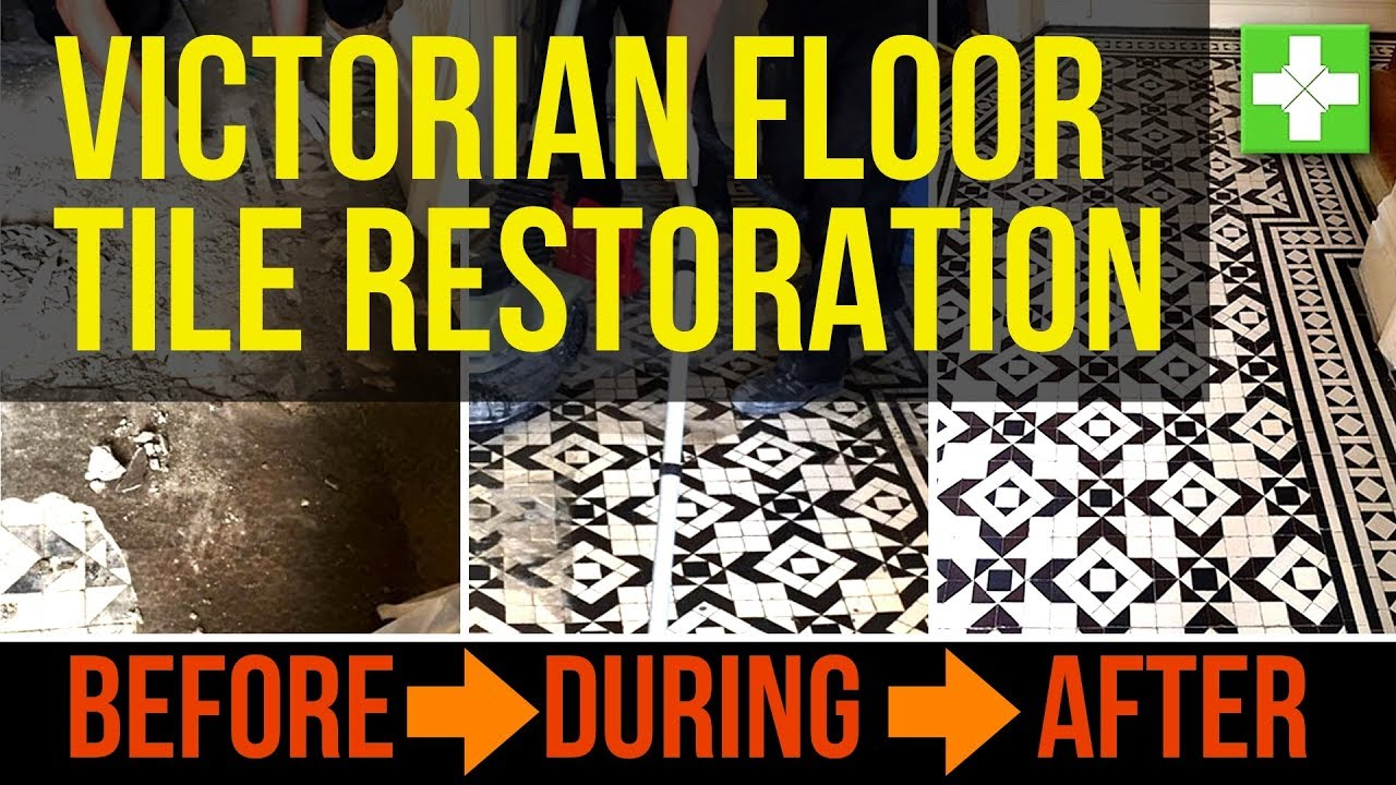 Victorian floor tile restoration tile doctor victorian floor victorian floor tile restoration tile doctor victorian floor restoration in north london doublecrazyfo Gallery