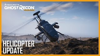 Tom Clancy's Ghost Recon Wildlands: Helicopter Update | Ubisoft [US]