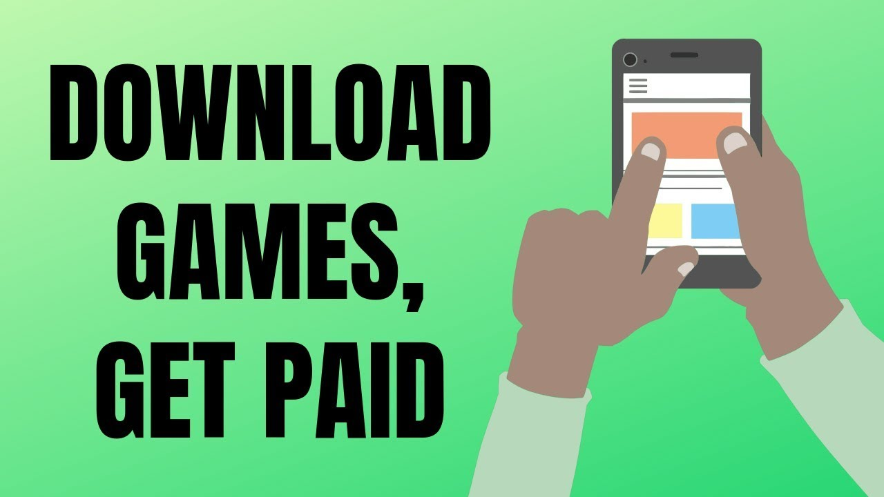 14 Apps That Pay You for Downloading Games - Self Made Success