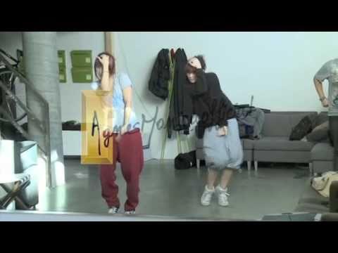 Agnes - Ellen Kim (dance rehearsal)