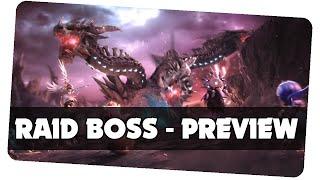 Raid Boss - The next stage! || Summoners War [German/Deutsch iOS Android APP]