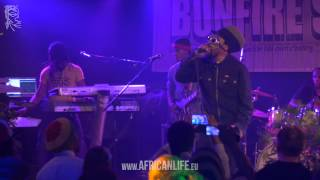 Mykal Rose: Video @Reigen, 17.02.2015