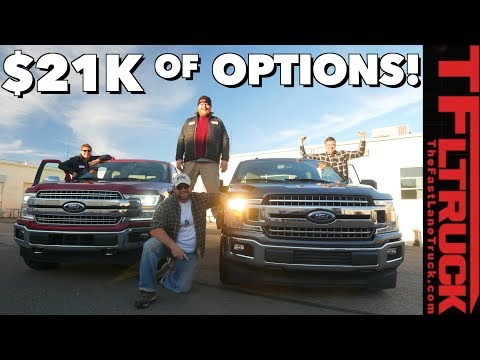 Affordable vs Expensive: What's The Better New Ford F-150?