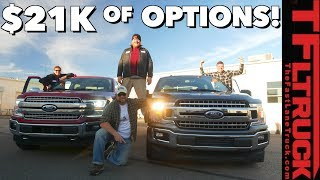 Affordable vs Expensive: What's The Better New Ford F-150? thumbnail