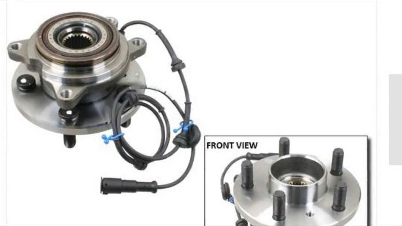 Landrover Discovery Ii Td5 Front Wheel Bearing Hub Abs