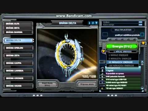 Darkorbit 5 000 Extra Energy [Galaxy Gates: Alpha, Beta, Gamma and Delta]