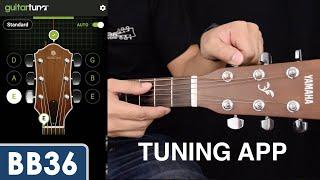 How To Tune Guitar Using App - GuitarTuna screenshot 4