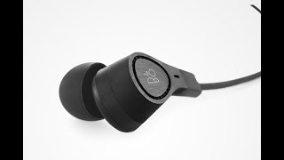 BeoPlay E4 Active Noise Cancelling Earphones