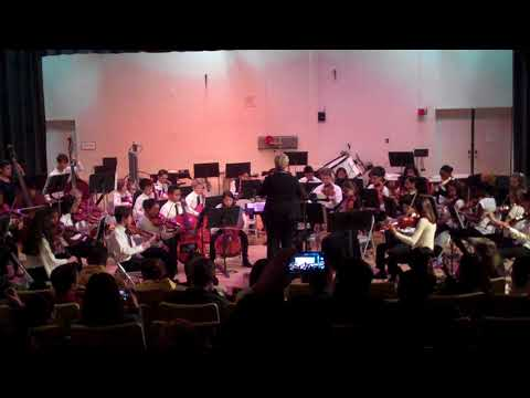 2017-18 Standley Middle School Advanced Orchestra