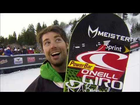Winter Dew Tour - Steve Fisher Lands His First-Ever Double Cork -  Snowboard Superpipe, Snowbasin 2011