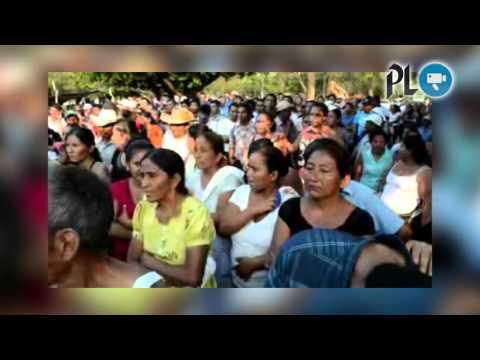Comunitarios del parcelamiento Caballo Blanco en Retalhuleu piden desalojo