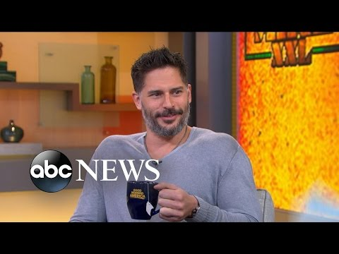 Joe Mangaiello Showcases Dance Moves In 'Magic Mike XXL'