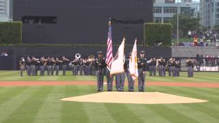 Army and Navy Academy Band San Diego Padres May 17