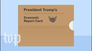 Trump's economic report card