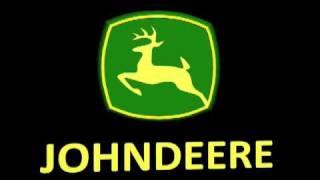 John Deere Logo Render