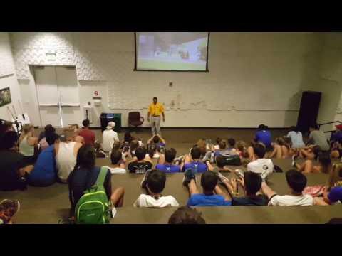 Granville: FIT Keynote Speaker at Stanford Track Camp 2017