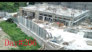 Building house  2020/6/21