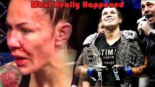 What Really Happened at UFC 232 (Cris Cyborg vs Amanda Nunes)