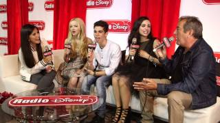 Cast of Descendants at D23 Expo 2015 | Radio Disney