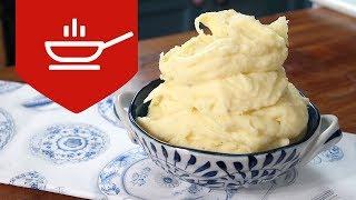 Patates Püresi | Patates Püresinin Yapılışı | Yemek Videoları